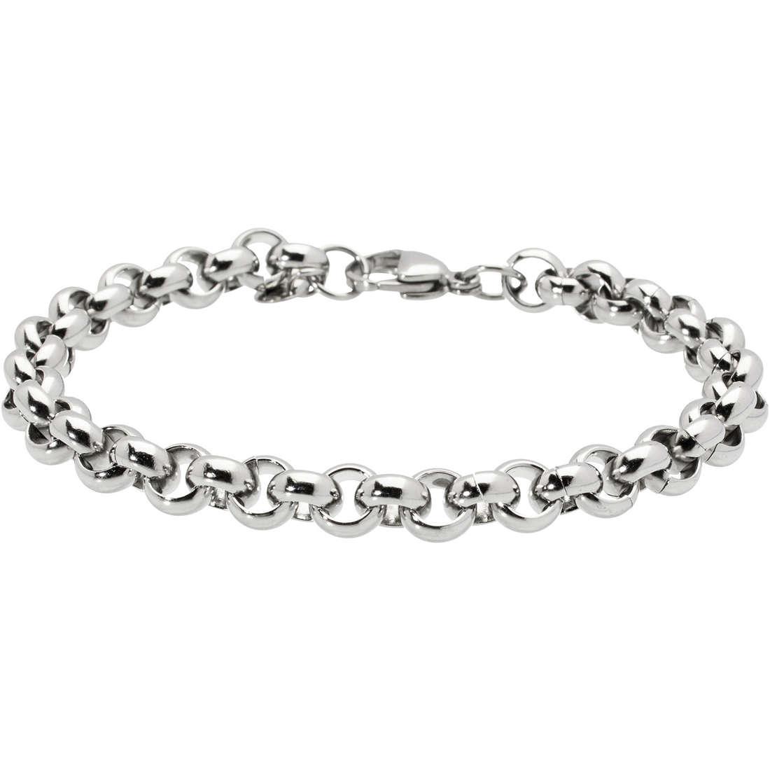 bracciale unisex gioielli Marlù 18BR034