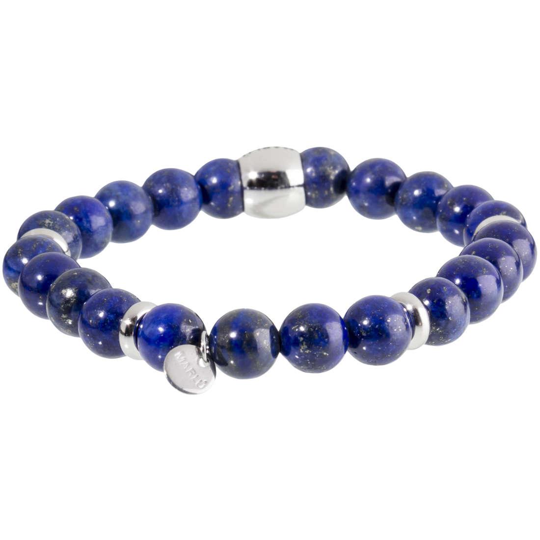 bracciale unisex gioielli Marlù Culti 3BR0084B