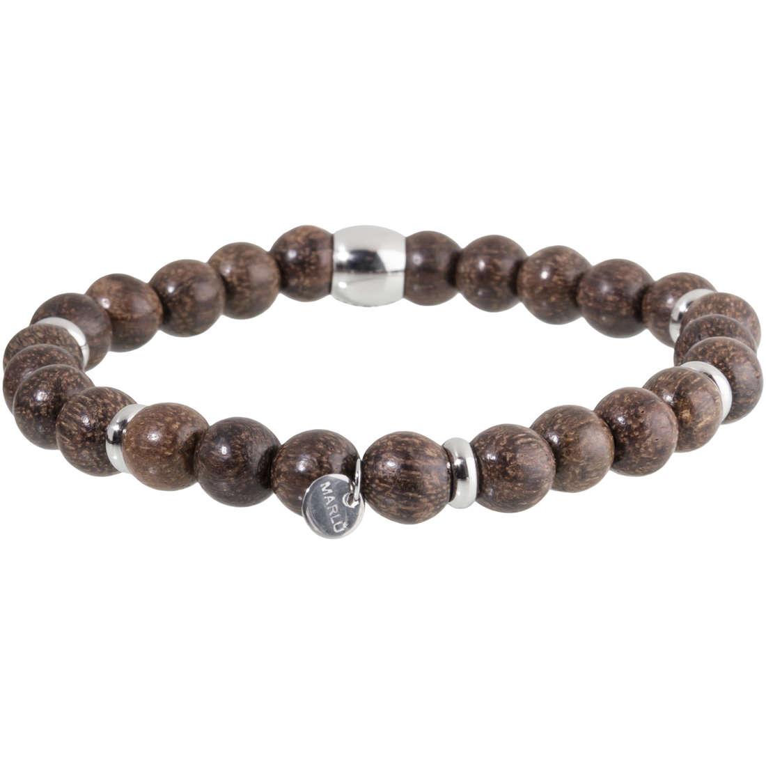 bracciale unisex gioielli Marlù Culti 3BR0089