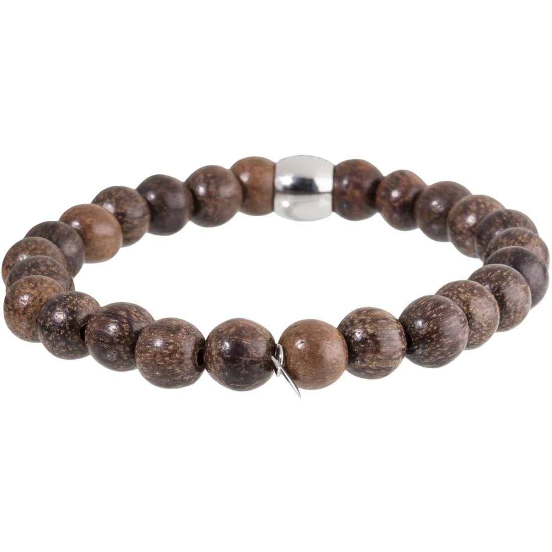 bracciale unisex gioielli Marlù Culti 3BR0093