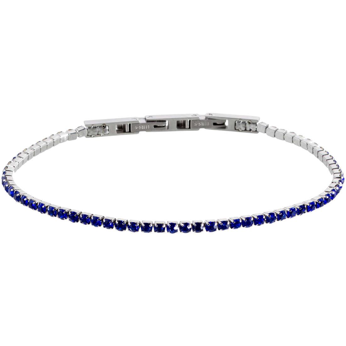 bracciale unisex gioielli Marlù Riflessi 5BR0100B