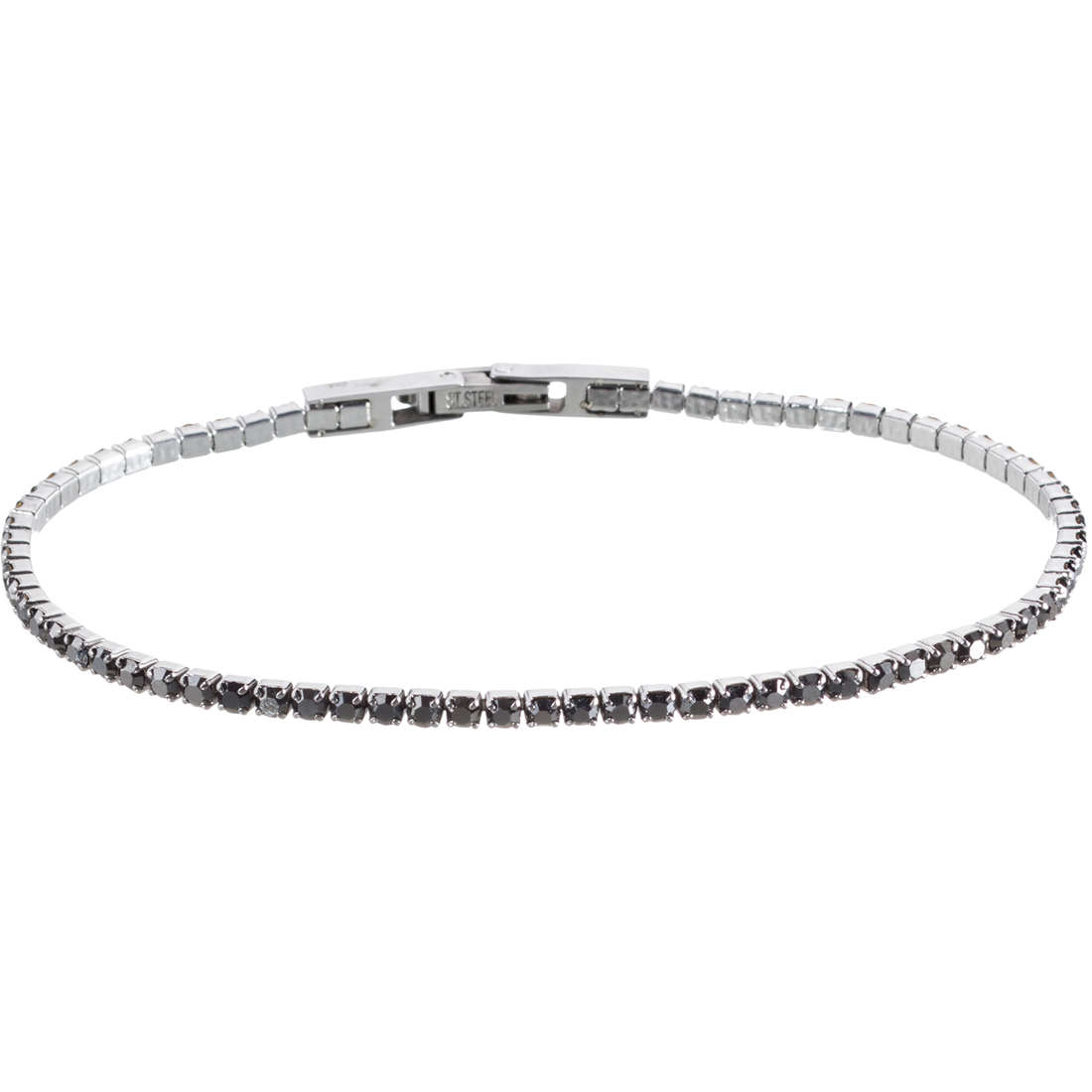 bracciale unisex gioielli Marlù Riflessi 5BR0100E