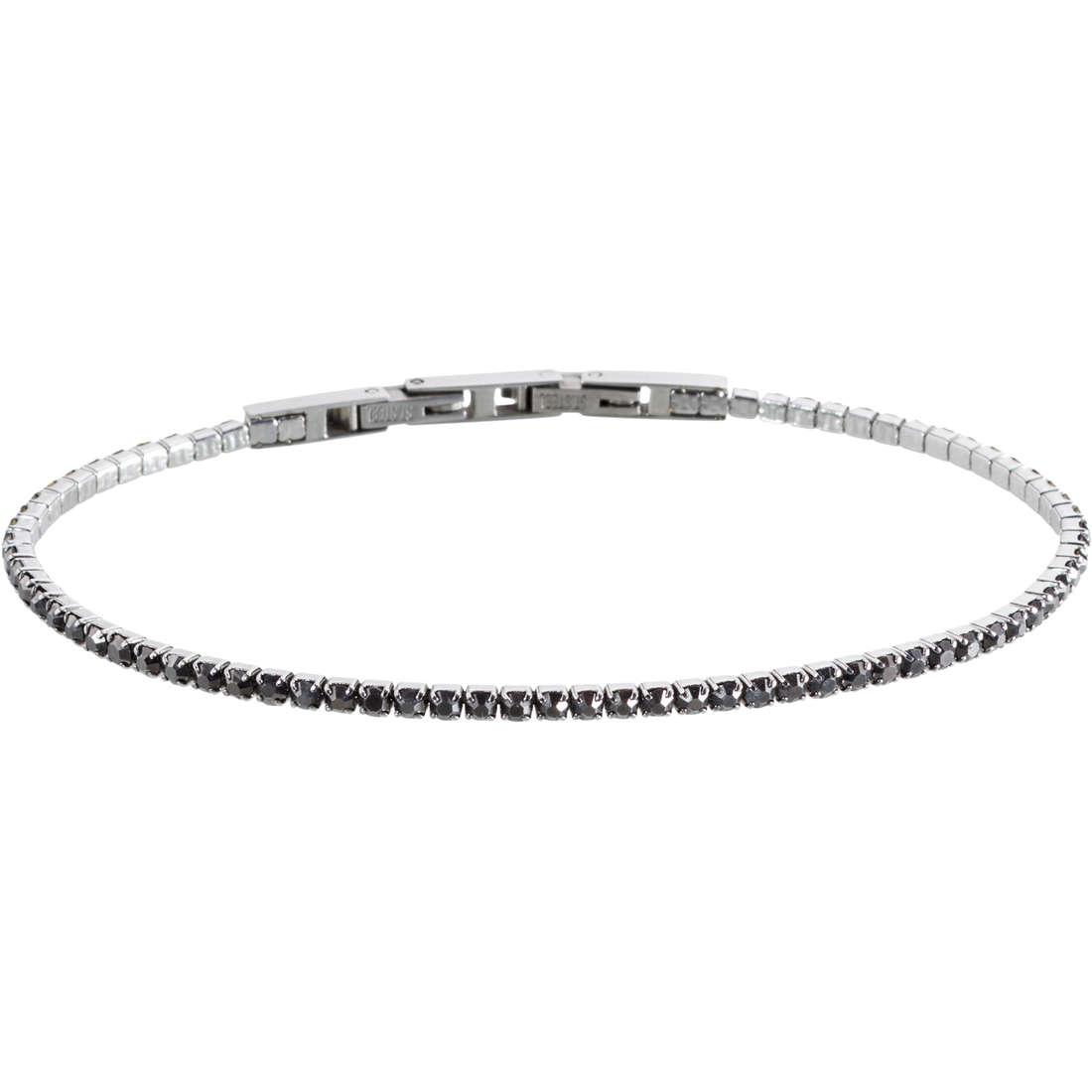 bracciale unisex gioielli Marlù Riflessi 5BR0101E