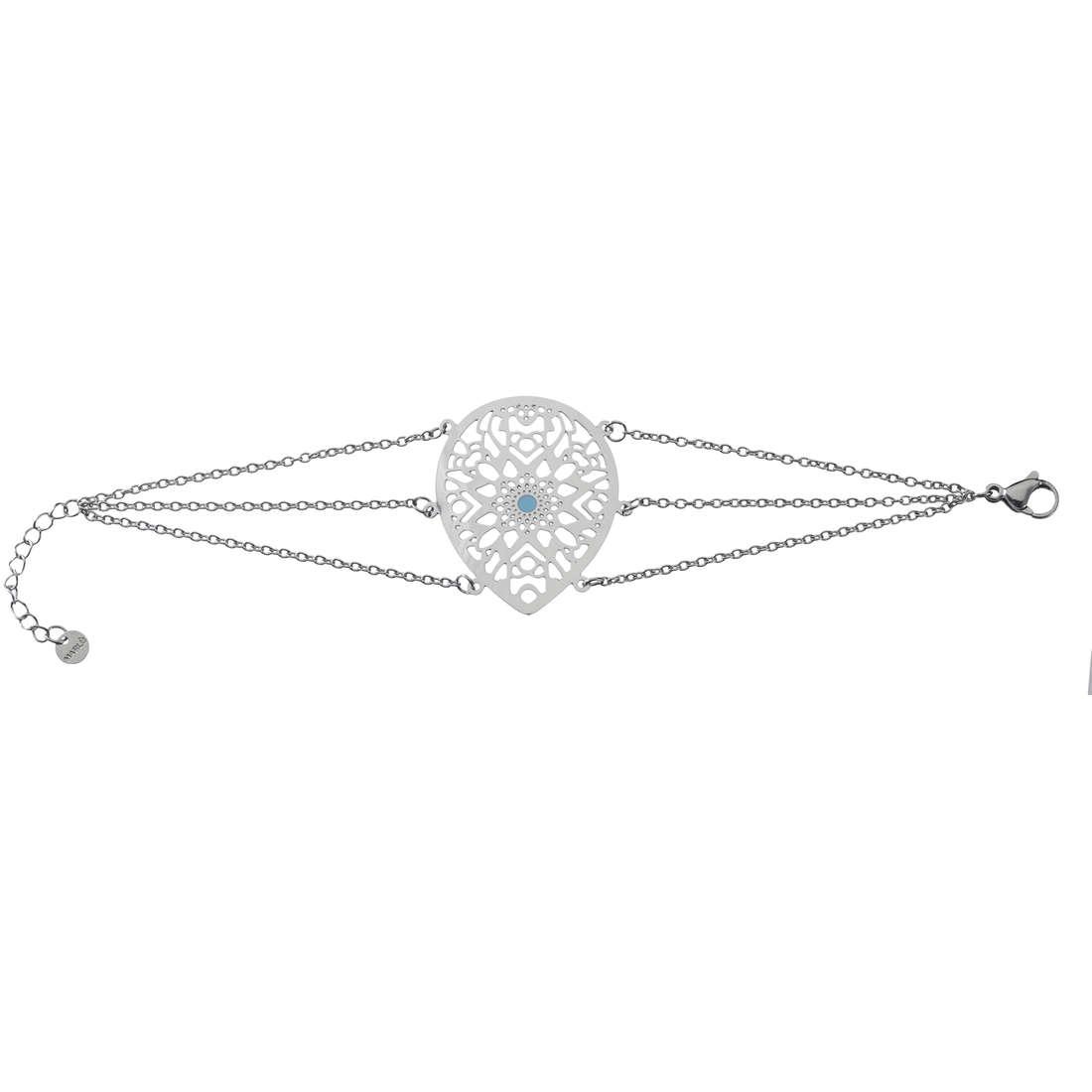 bracciale unisex gioielli Marlù Woman Chic 2BR0034