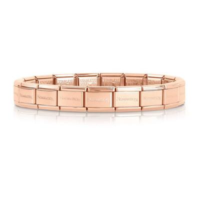 bracciale unisex gioielli Nom.Composable 030001/si/011