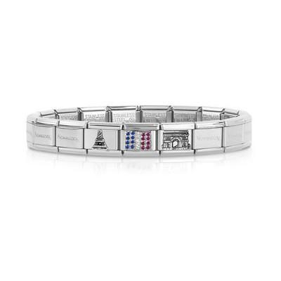 bracciale unisex gioielli Nom.Composable 339123/02
