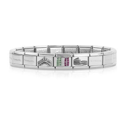 bracciale unisex gioielli Nom.Composable 339123/05
