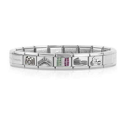 bracciale unisex gioielli Nom.Composable 339123/06