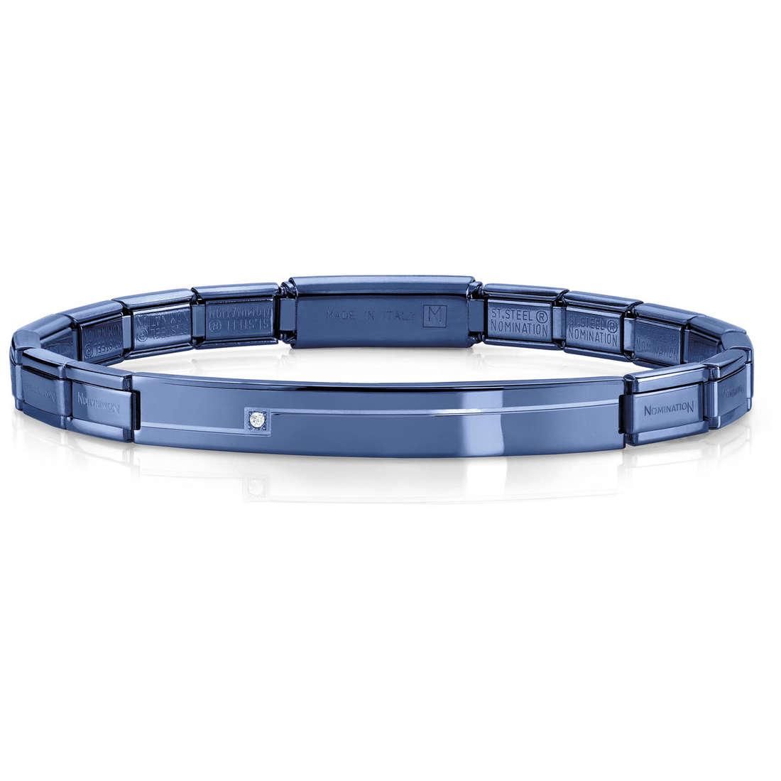 bracciale unisex gioielli Nomination 021117/016