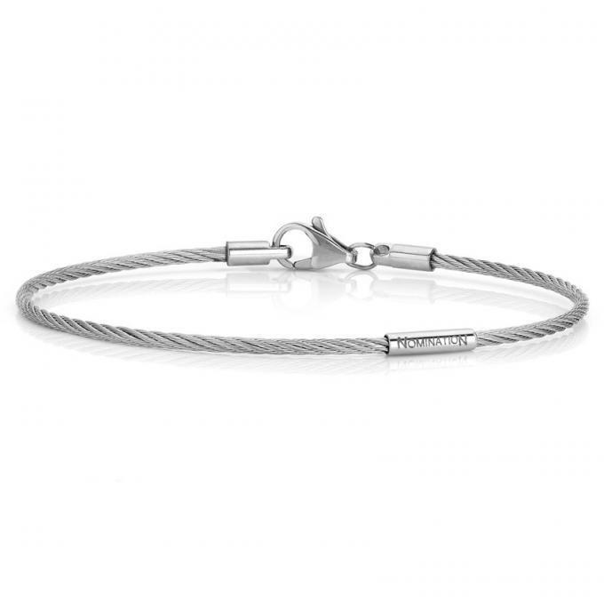 bracciale unisex gioielli Nomination 024144/003