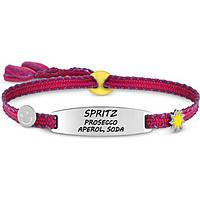 bracciale unisex gioielli Nomination Summerday 027000/027