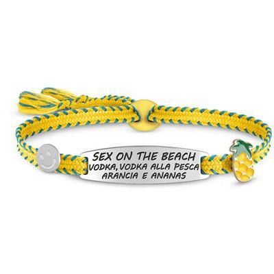 bracciale unisex gioielli Nomination Summerday 027000/028