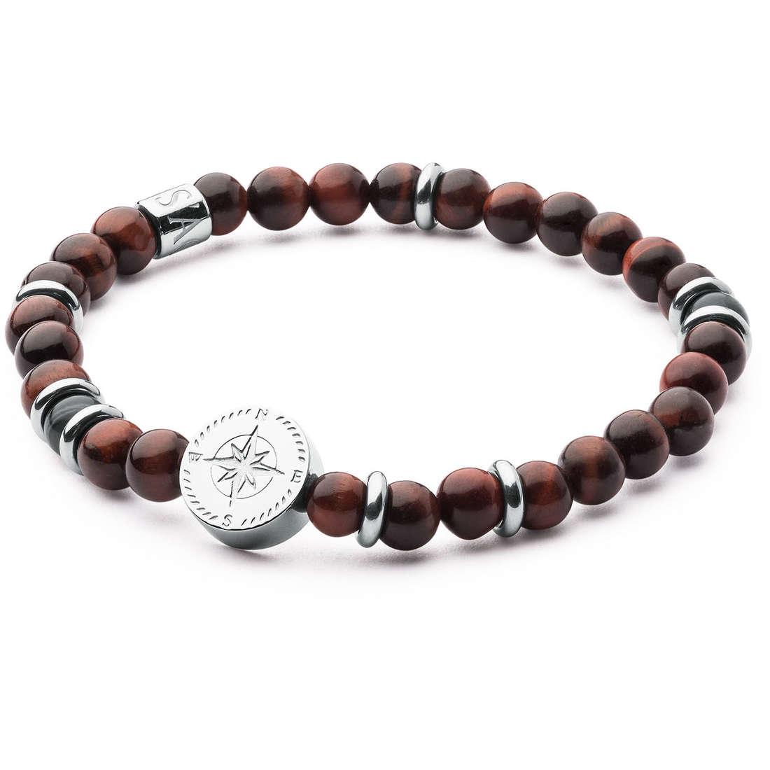 bracciale unisex gioielli Sagapò Mandala SAGAPOSDA15