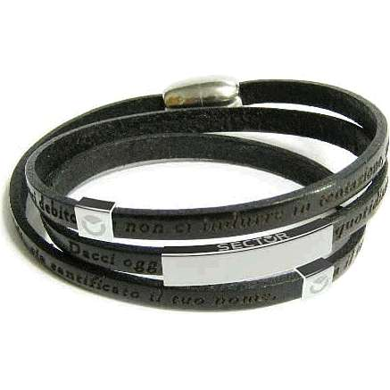 bracciale unisex gioielli Sector Love and Love SADO02
