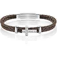 bracciale unisex gioielli Sector Love and Love SADO24
