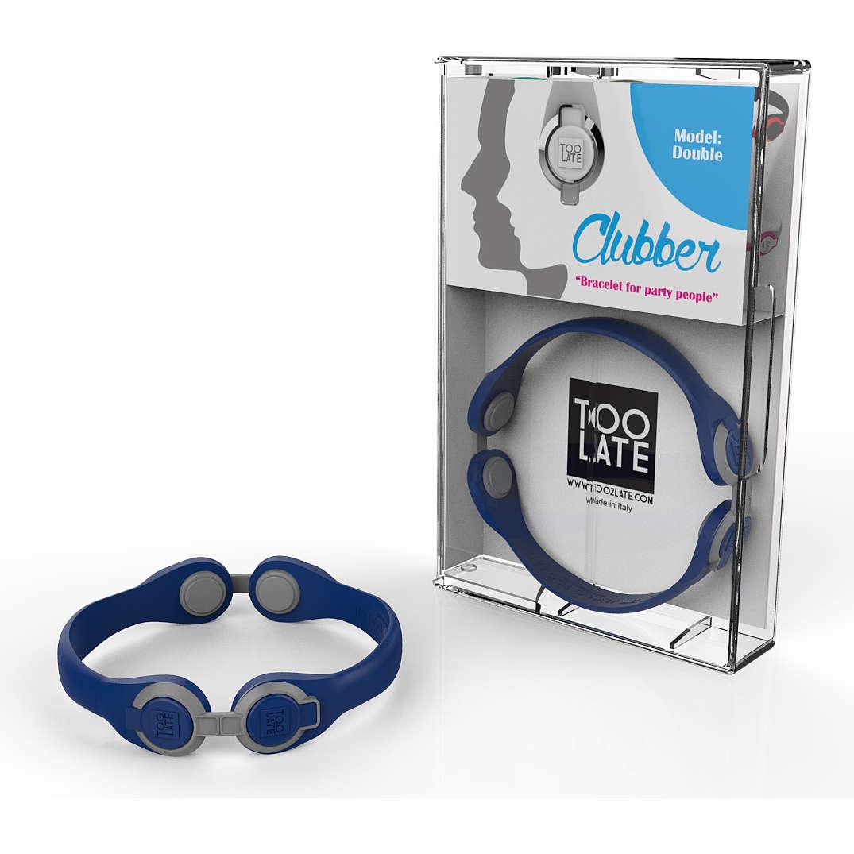 bracciale unisex gioielli Too late Clubber 8052745222508