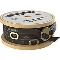 bracciale unisex gioielli Too late Save The Date 8052745223048