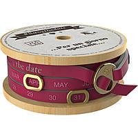 bracciale unisex gioielli Too late Save The Date 8052745223109