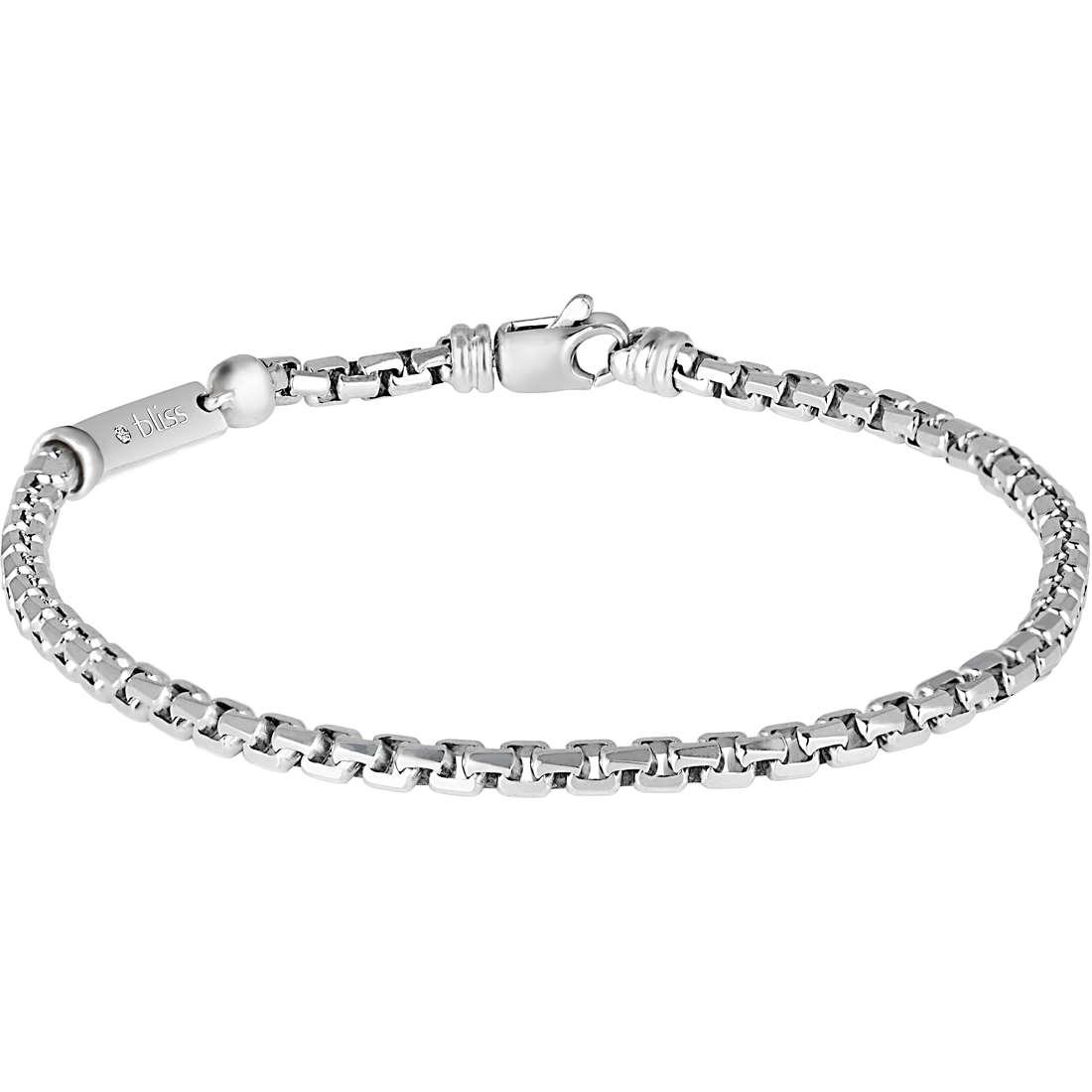 bracciale uomo gioielli Bliss Chain 20049475