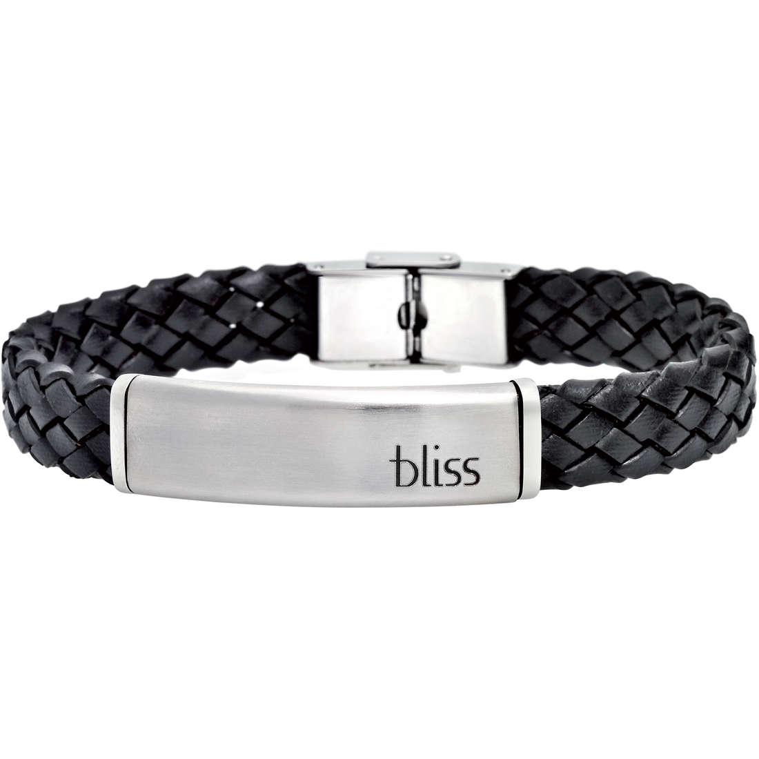 bracciale uomo gioielli Bliss York 20070668