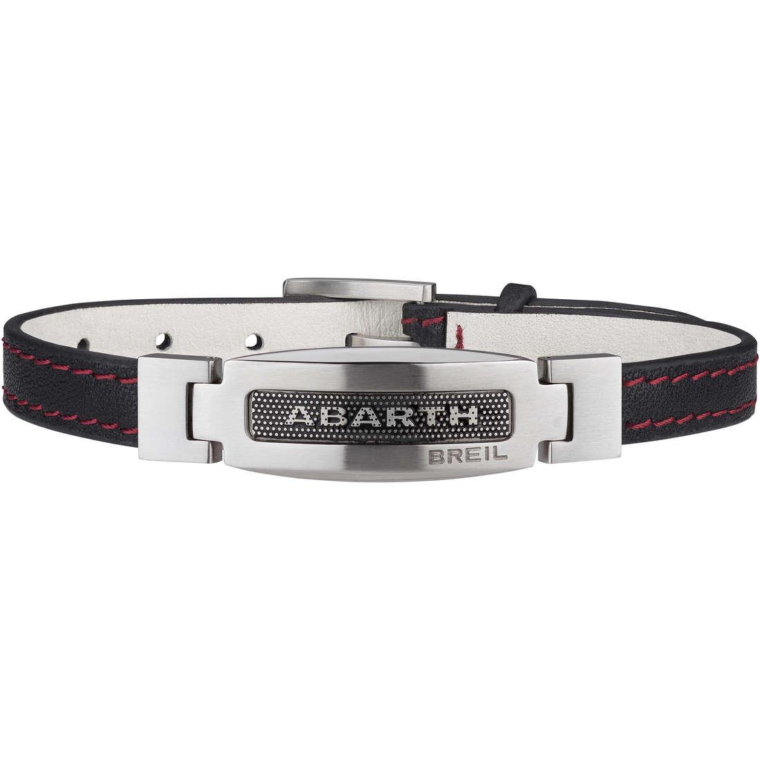 bracciale uomo gioielli Breil Abarth TJ1889