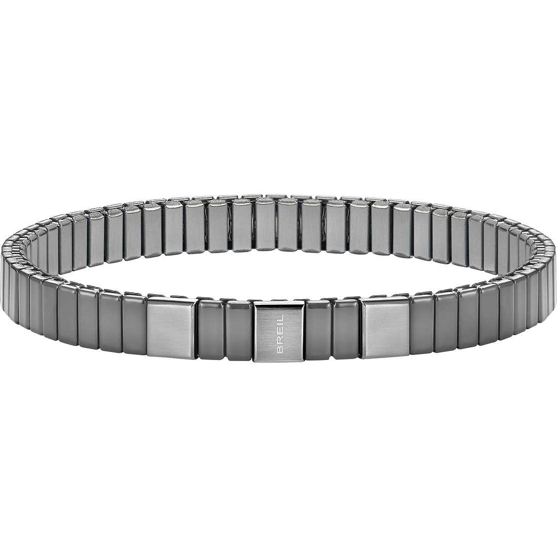 bracciale uomo gioielli Breil Ceramic TJ1668