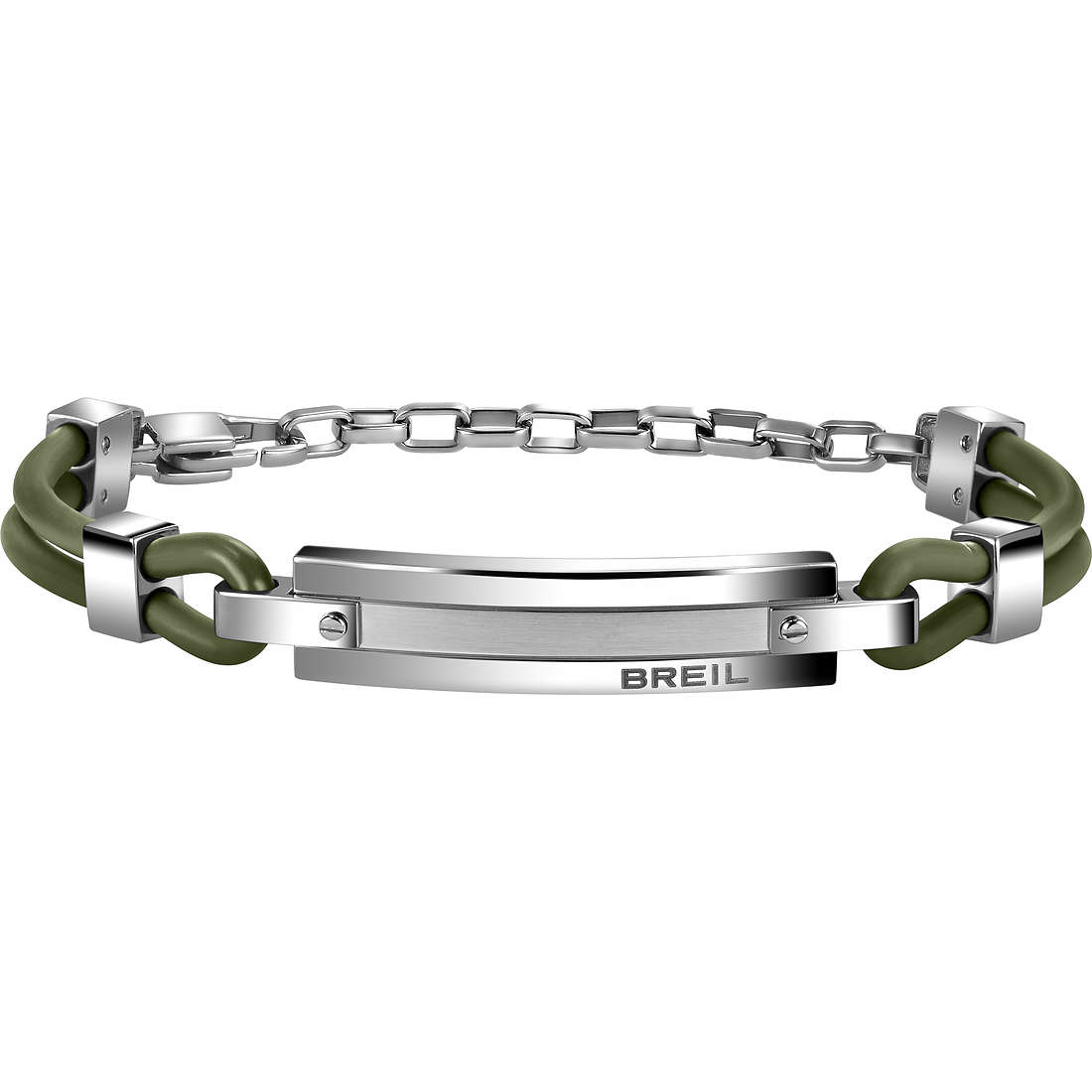 bracciale uomo gioielli Breil New Bridge TJ1506