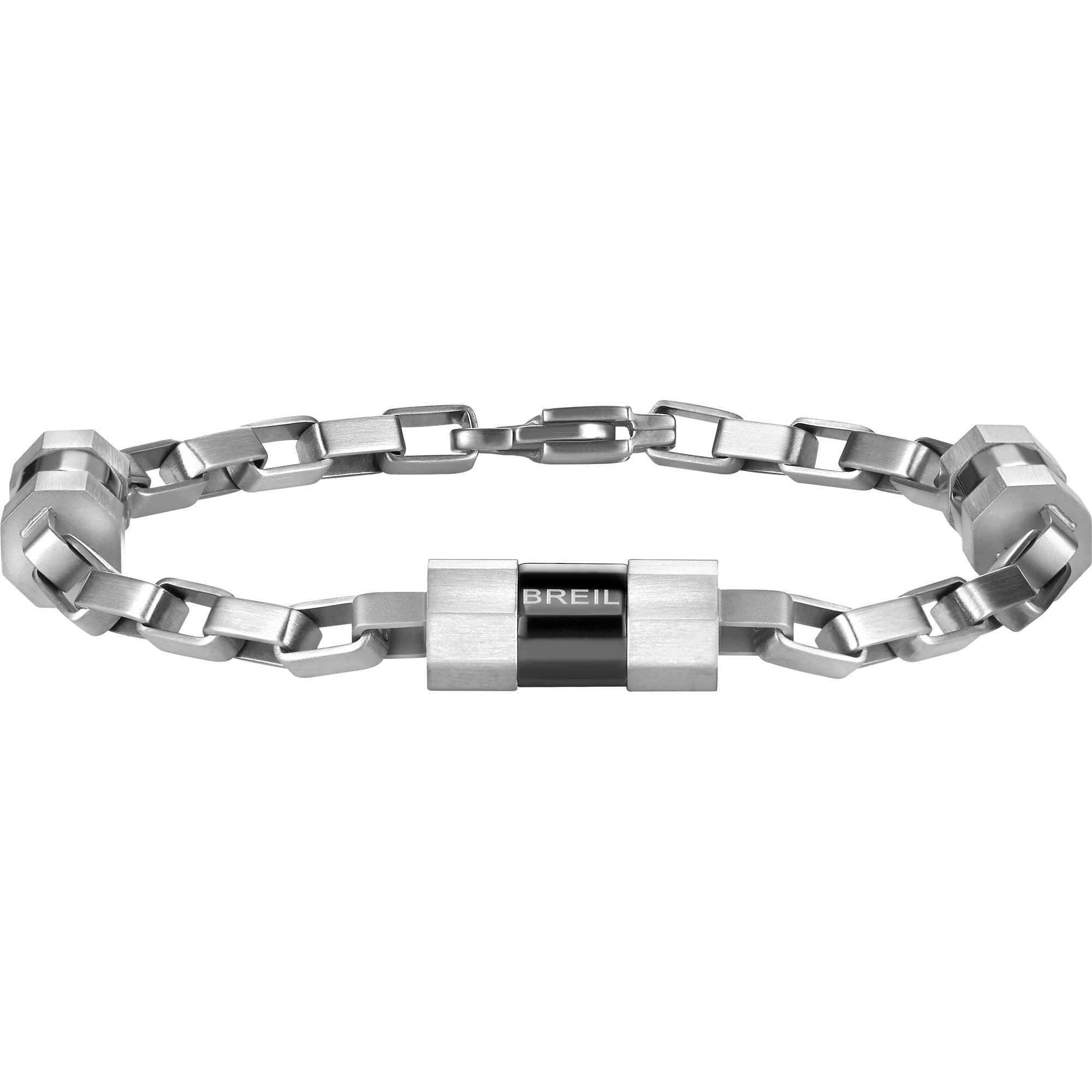 sale retailer 6648b de367 bracciale uomo gioielli Breil Star Way TJ1536