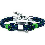 bracciale uomo gioielli Breil Wired TJ2607