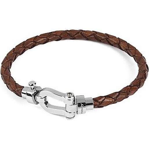 bracciale uomo gioielli Brosway Rodeo BRE03B