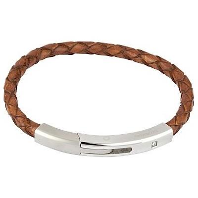 bracciale uomo gioielli Brosway Tulum BLM02C