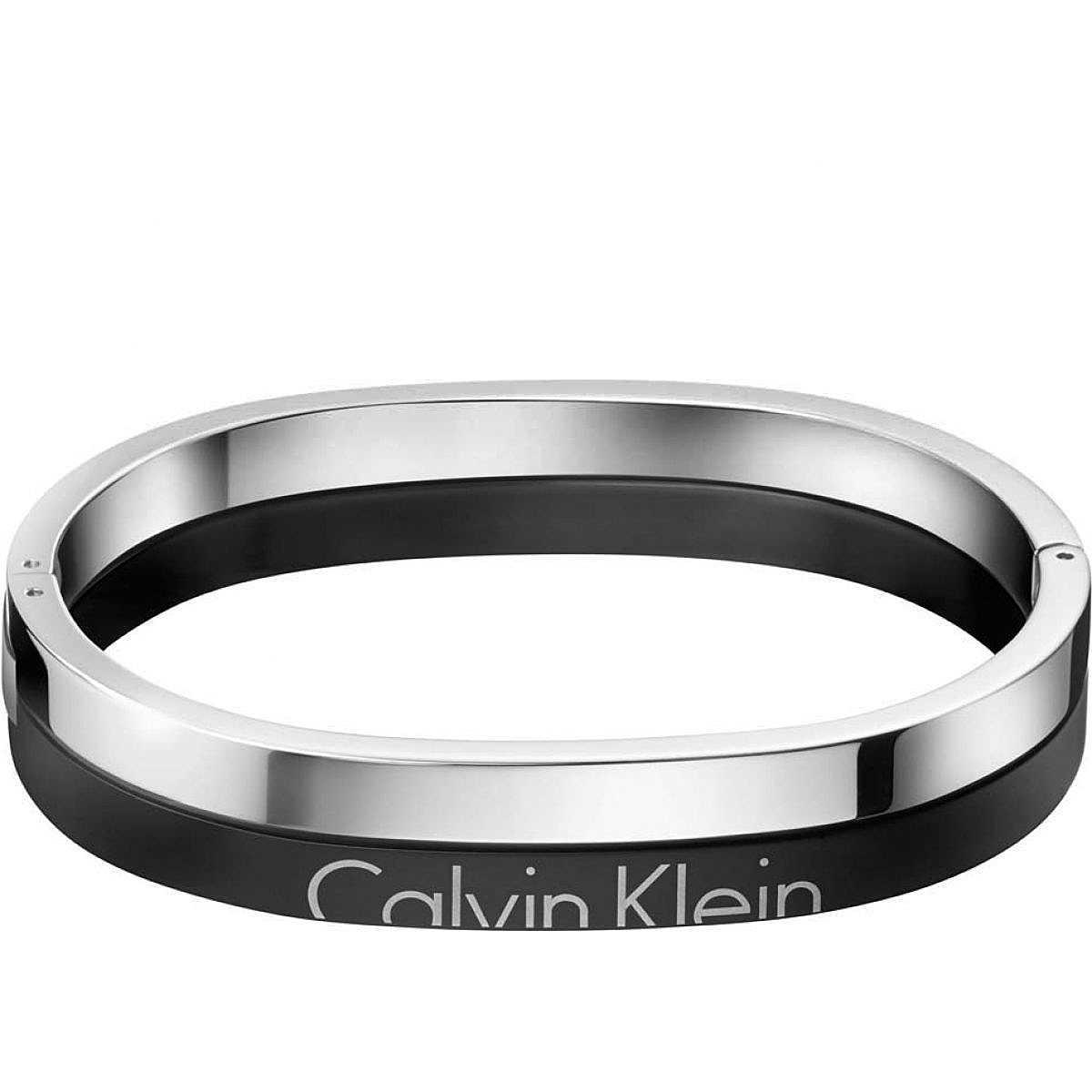 nuovo concetto e5b3c 68b92 bracciale uomo gioielli Calvin Klein Boost KJ5RBD21010L