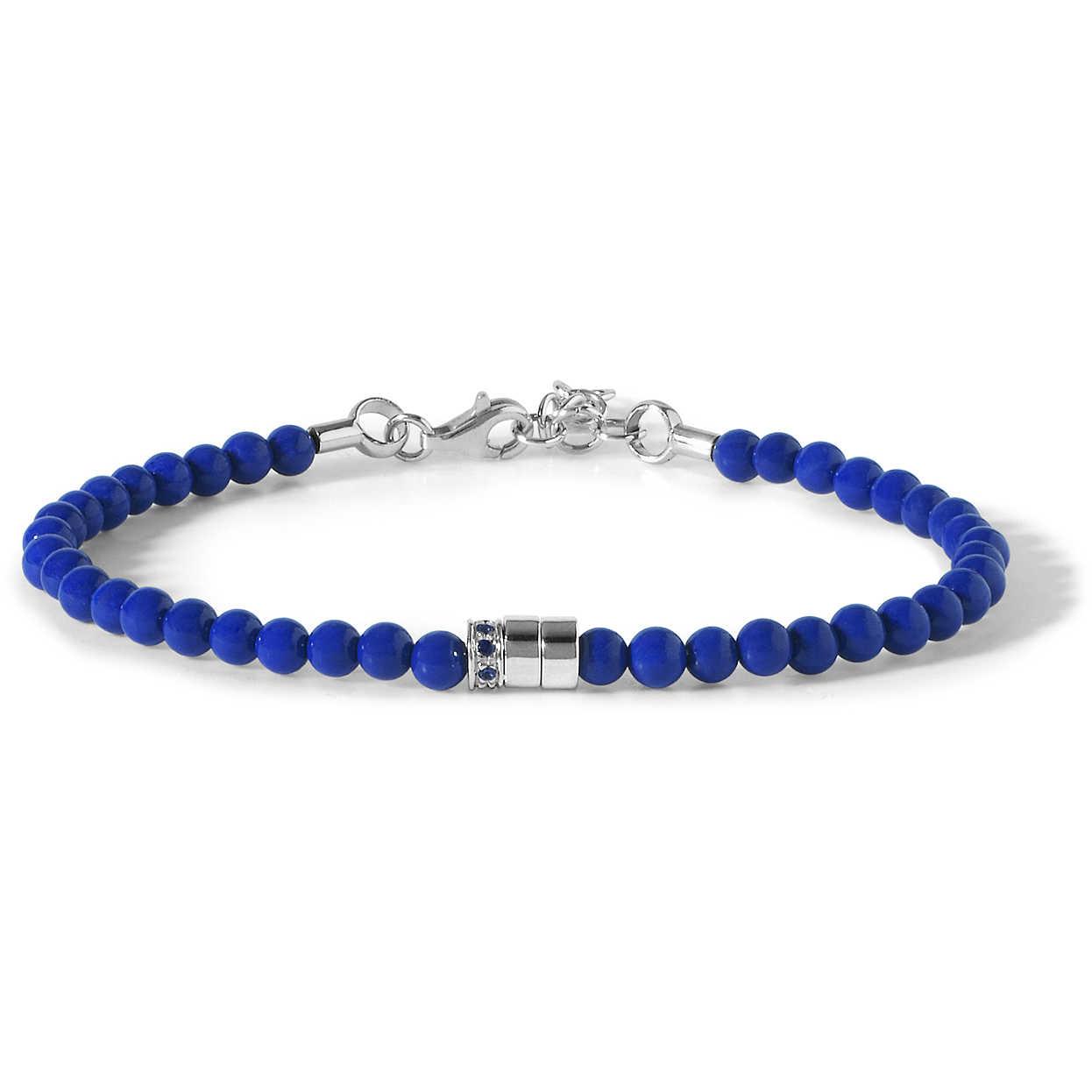new product 532b8 99672 bracciale uomo gioielli Comete Dandy UBR 750 bracciali Comete