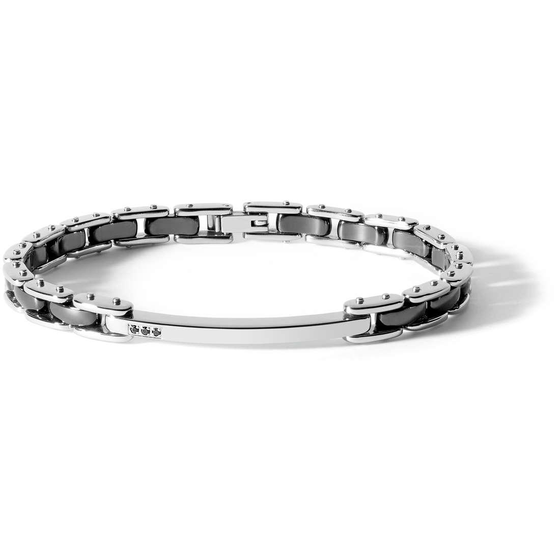 bracciale uomo gioielli Comete UBR 583