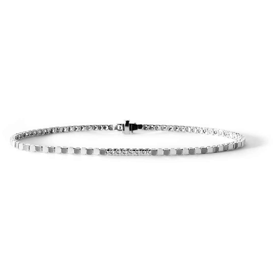 bracciale uomo gioielli Comete UBR 600 M19