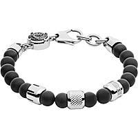 bracciale uomo gioielli Diesel Beads DX1023040