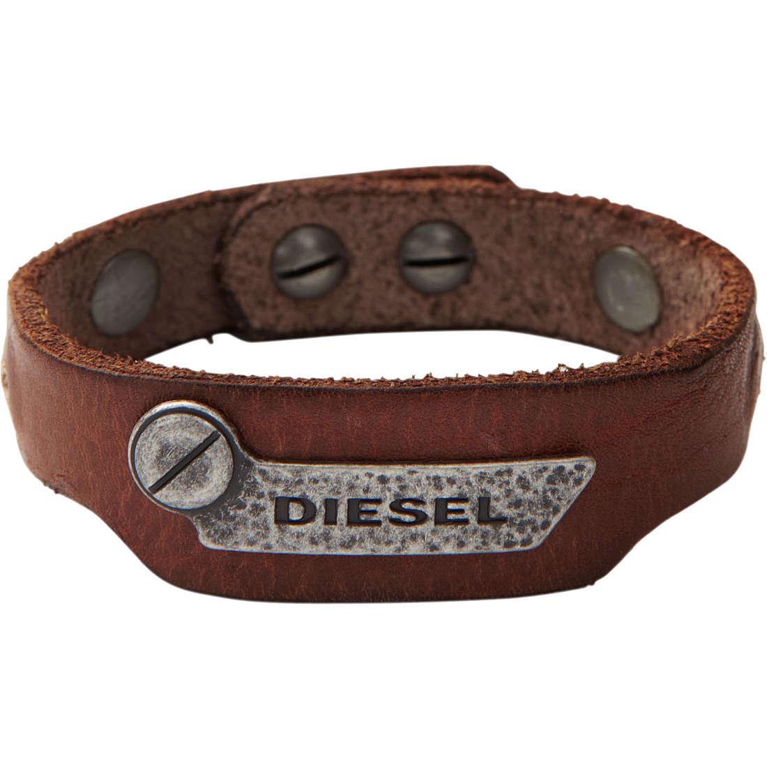 bracciale uomo gioielli Diesel DX0574040
