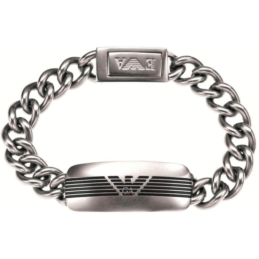 bracciale uomo gioielli Emporio Armani EGS118704019