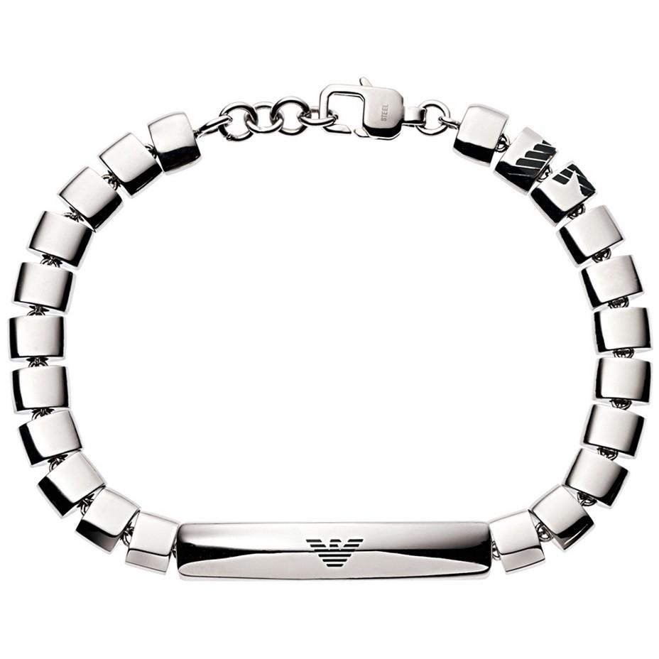 bracciale uomo gioielli Emporio Armani EGS126404019