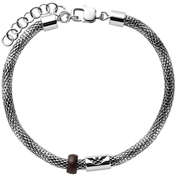 bracciale uomo gioielli Emporio Armani EGS1397040