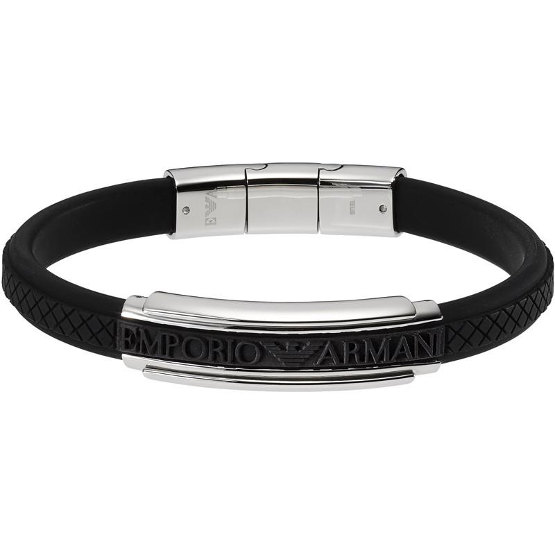 bracciale uomo gioielli Emporio Armani EGS1426040