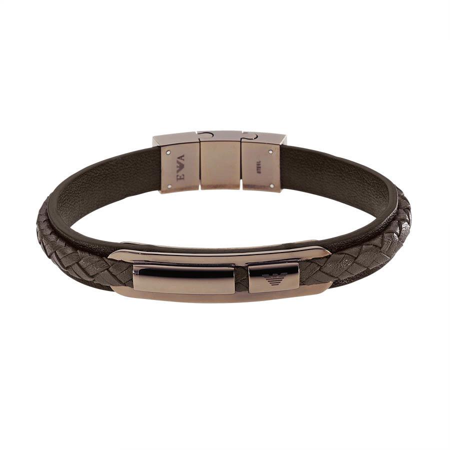 bracciale uomo gioielli Emporio Armani EGS1606221