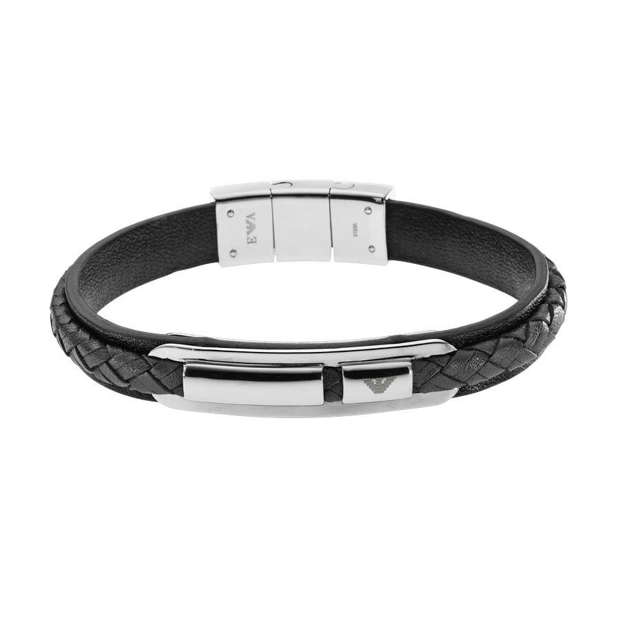 bracciale uomo gioielli Emporio Armani EGS1633040
