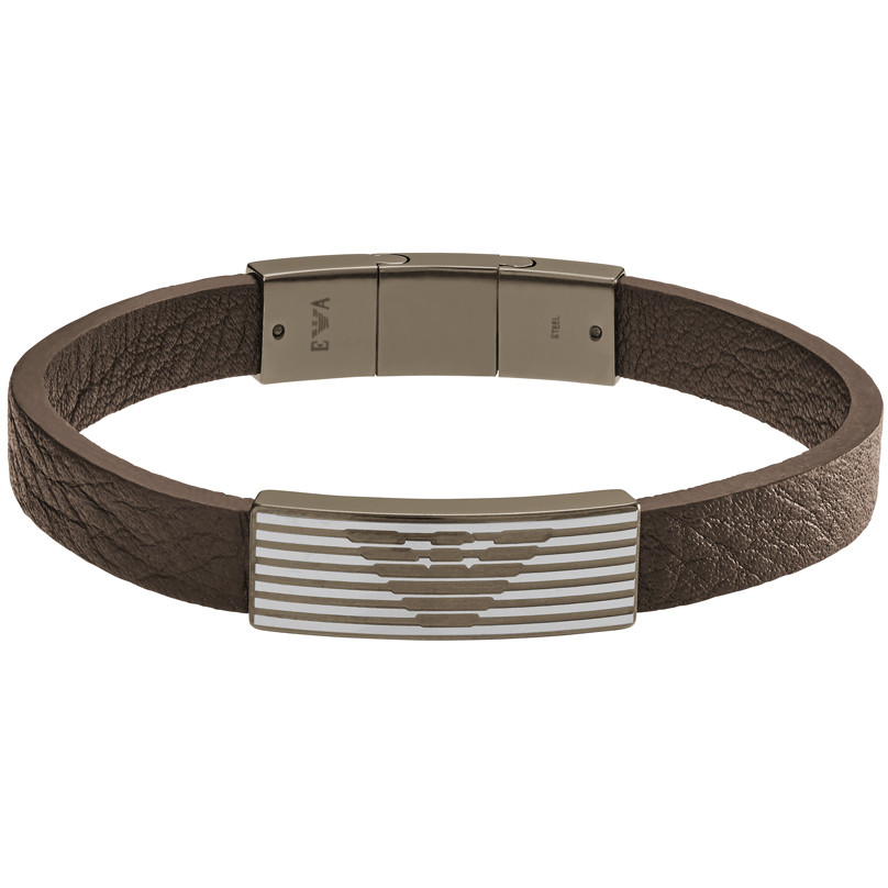 bracciale uomo gioielli Emporio Armani EGS2134040