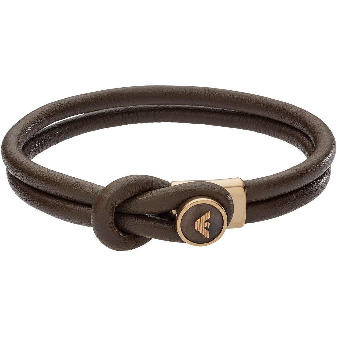 bracciale uomo gioielli Emporio Armani EGS2213251