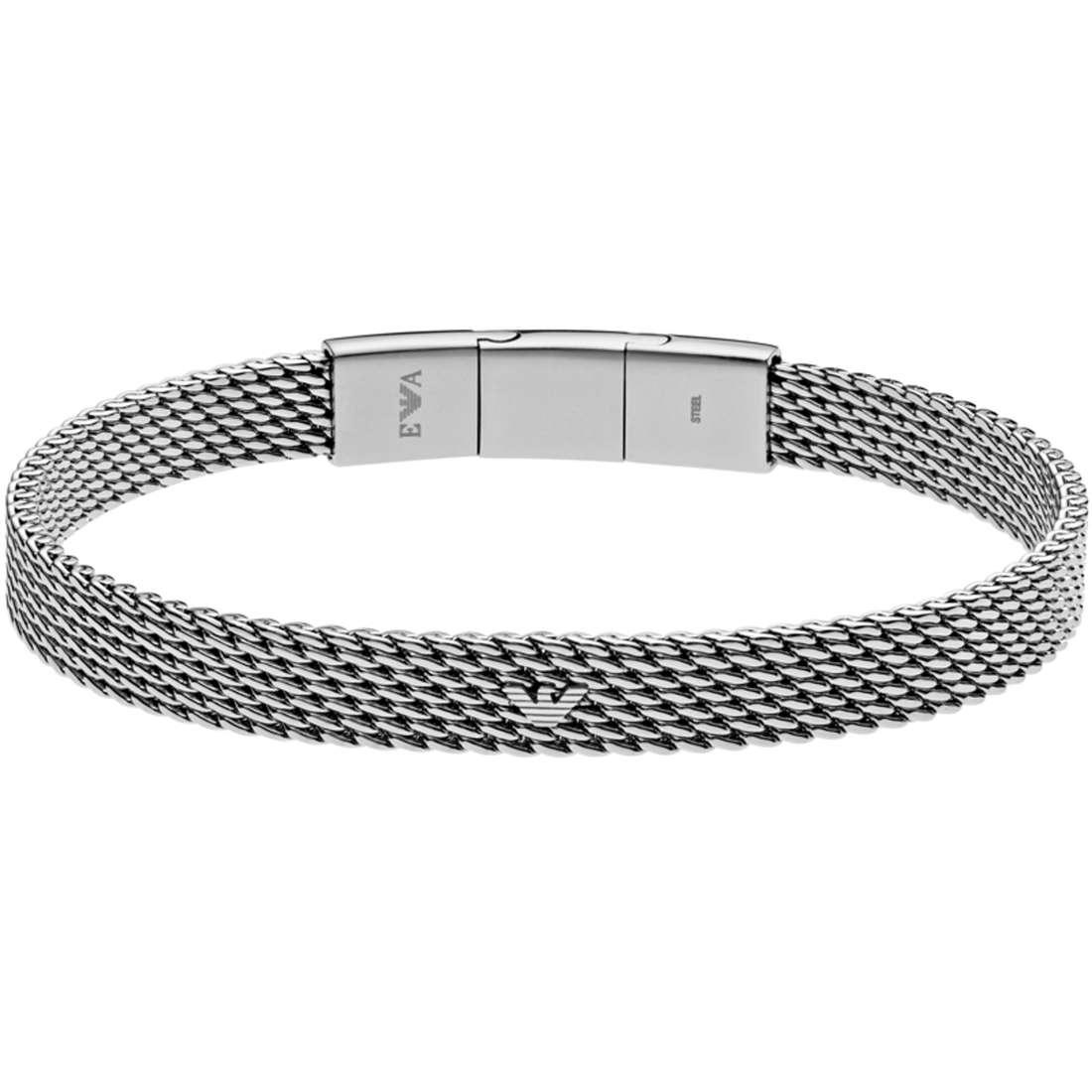 bracciale uomo gioielli Emporio Armani Spring EGS2140040