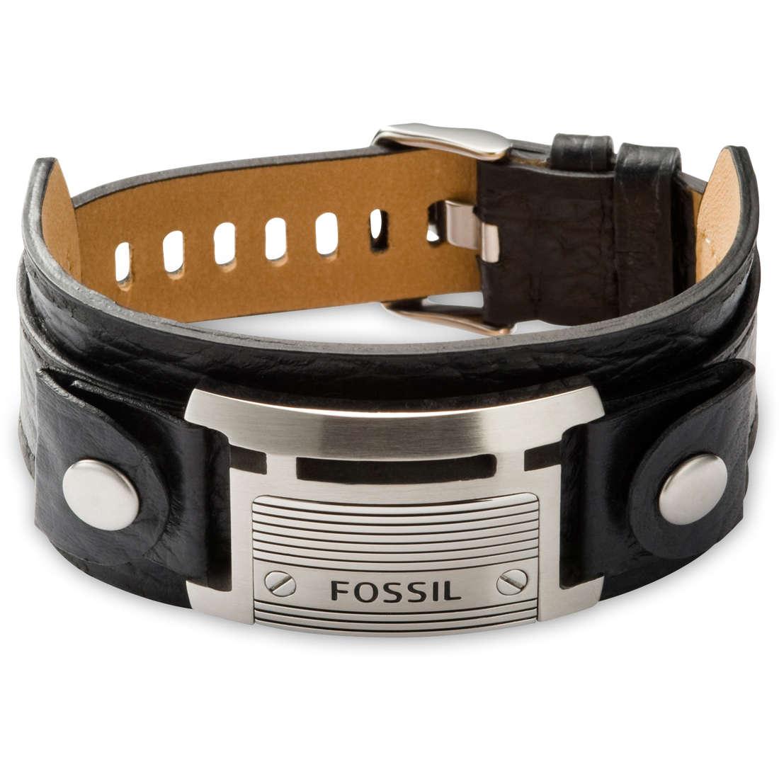 bracciale uomo gioielli Fossil Fall 10 JF84816040