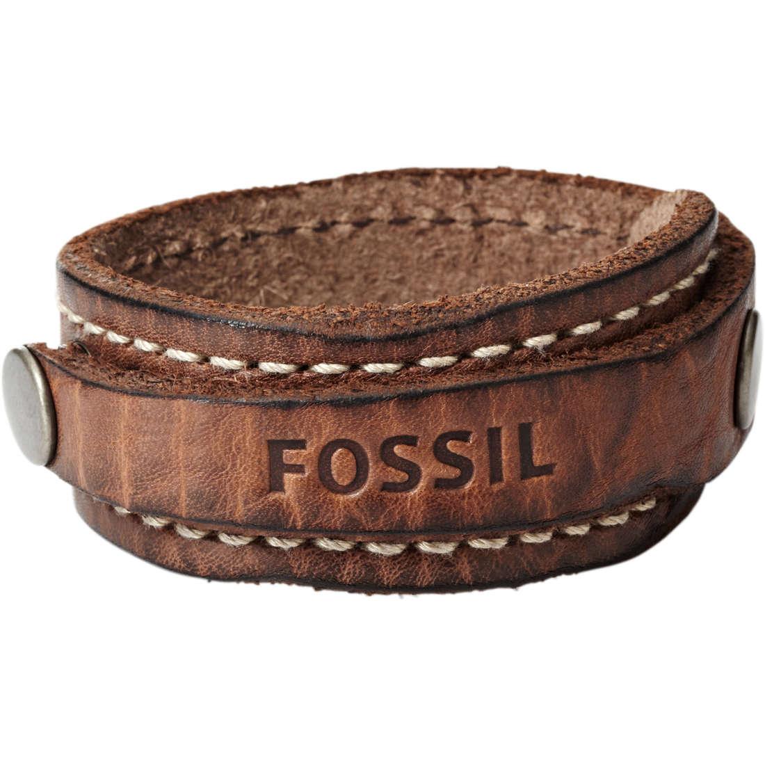 bracciale uomo gioielli Fossil JA5923716