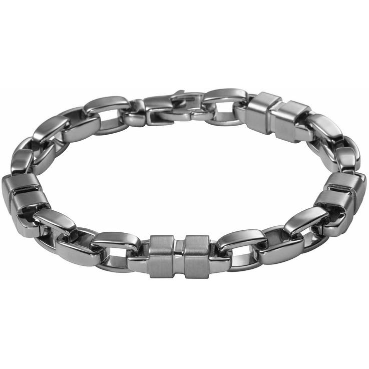 bracciale uomo gioielli Fossil JF84568040