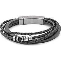 bracciale uomo gioielli Fossil JF85299040